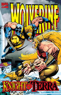 Wolverine Knight of Terra Vol 1 1
