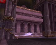 Wintergrasp Fortress Wall