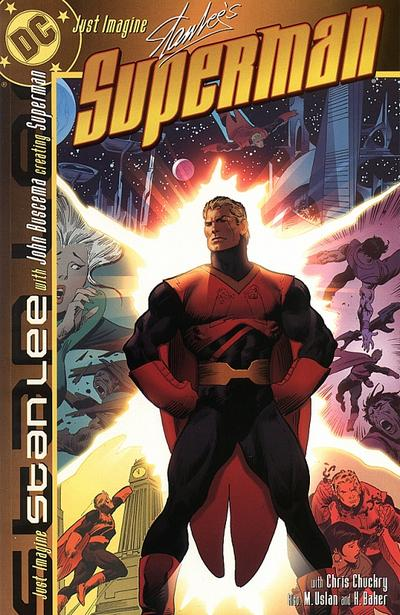 File:Just Imagine Superman 1.jpg - DC Comics Database