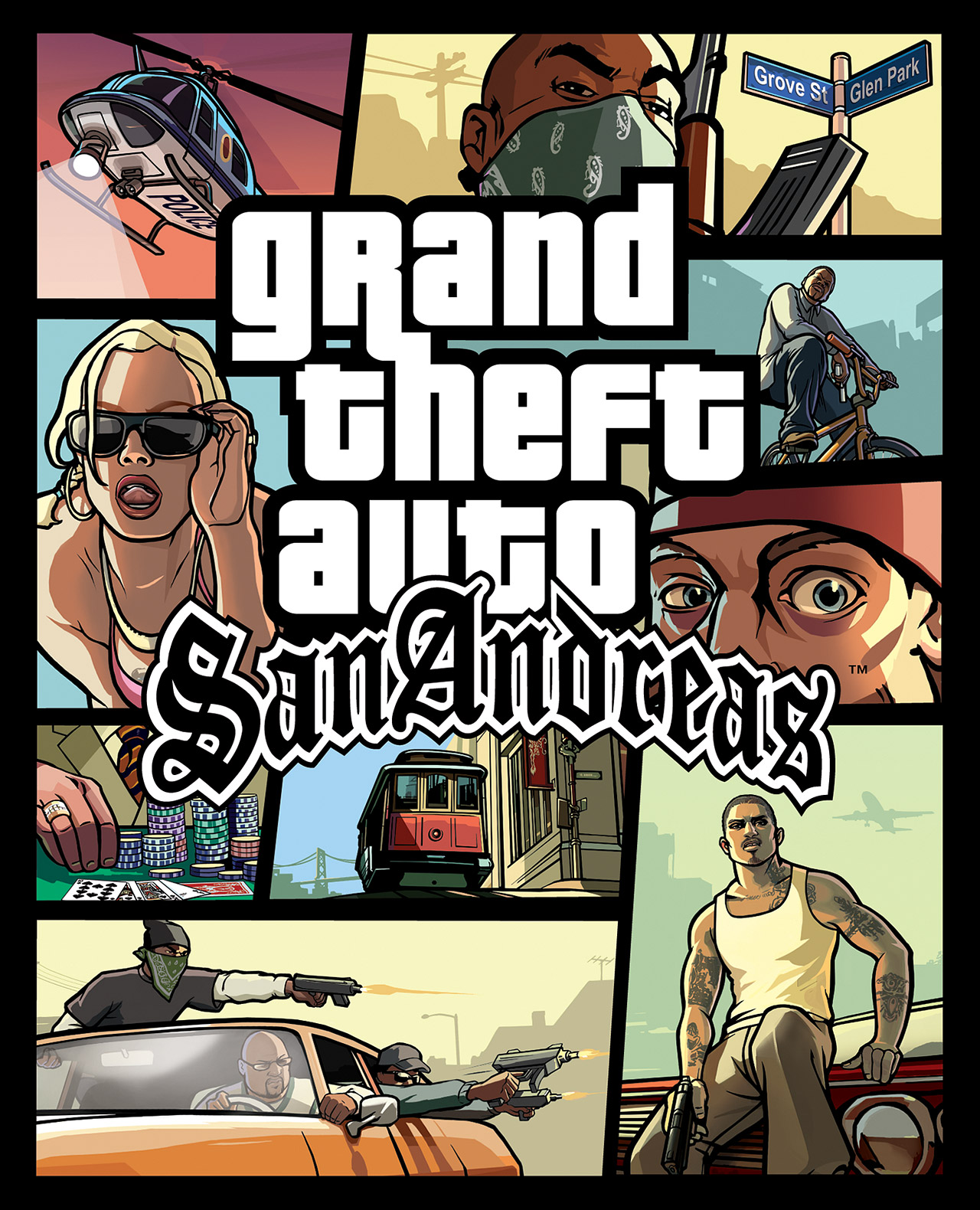 Free Download GTA SanAndreas Full Version|10MB ( MediaFire)