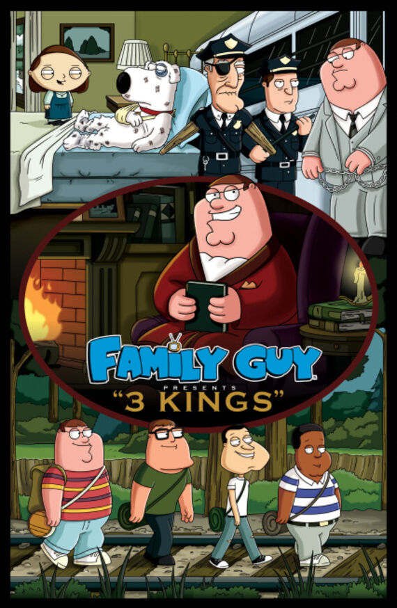 Family Guy Season 7 Episode 15 Three Kings