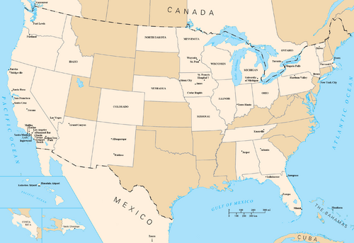 North America in Lost
