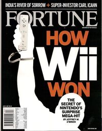 Fortune wii