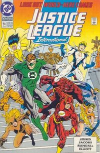 Justice League International Vol 2 51