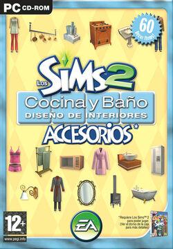 Los sims 2 Informacion de sus accesorios 250px-Cocinaybanoportada