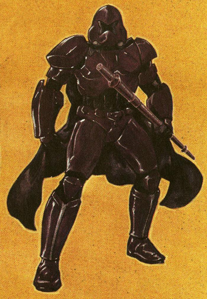 Les différents corps d'armée des Troupes Impériales Knighthunter