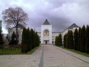 Danilov monastery 16