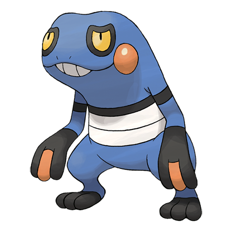 453Croagunk