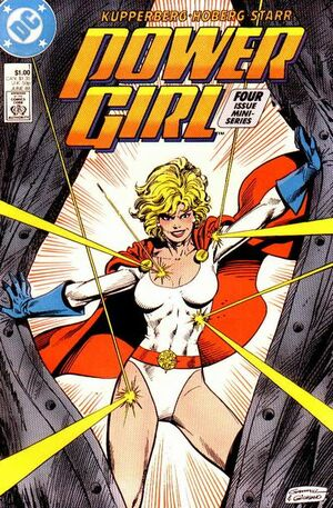Cover for Power Girl #1