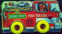 Sesame Street Fire Trucks