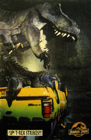 http://images2.wikia.nocookie.net/__cb20090508025157/jurassicpark/images/thumb/a/a7/JP-Poster-T-RexStrikes.jpg/300px-JP-Poster-T-RexStrikes.jpg