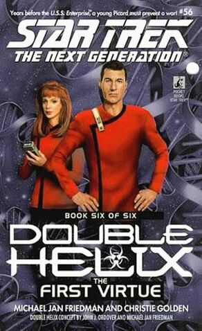 The First Virtue cover, Picard version