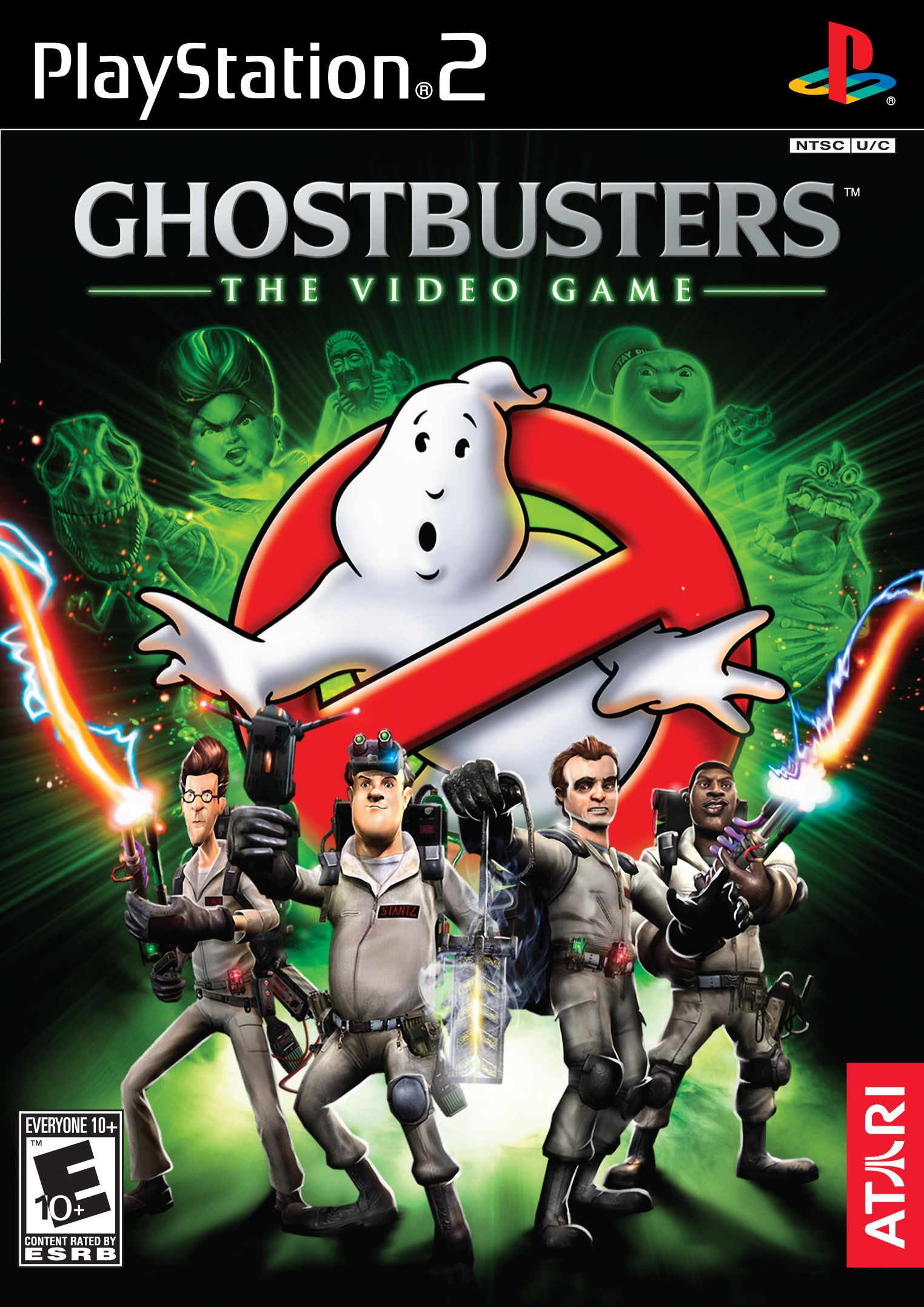 Ghostbusters  The Video Game  PS2  - Ghostbusters Wiki -  quot The    Ghostbusters