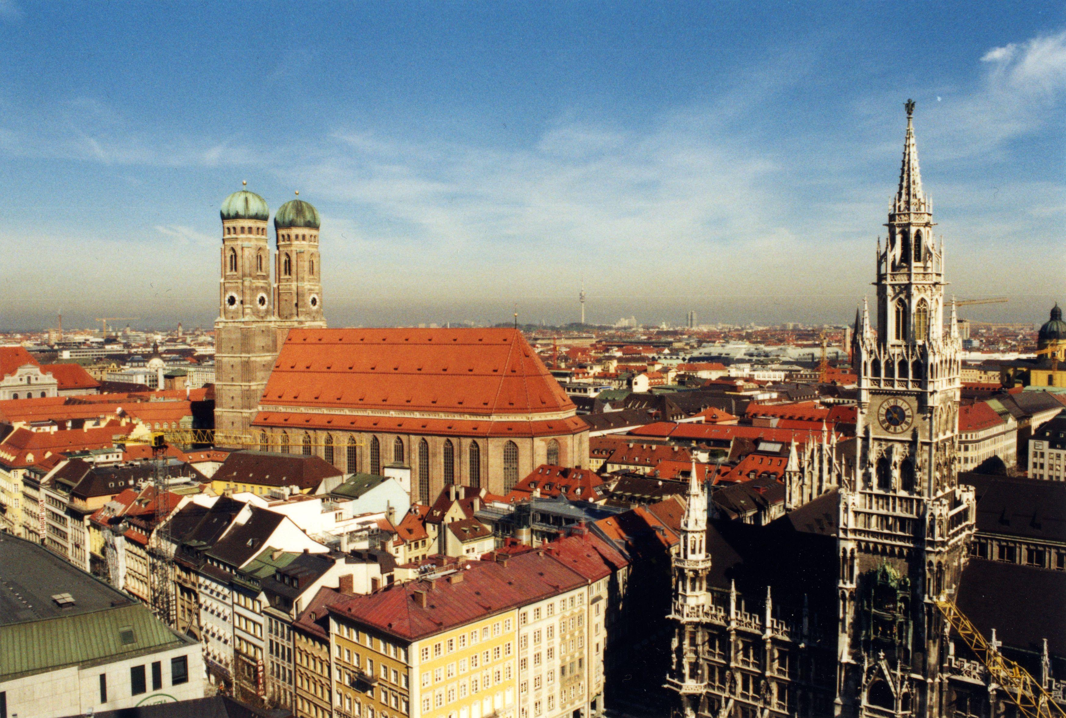 München (Groß-Deutschland) - Alternative History