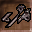 Broken Black Marrow Key Icon
