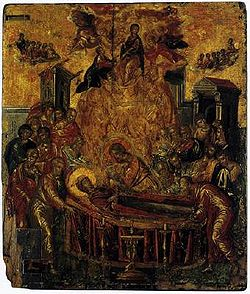 Dormition El Greco