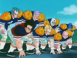 DBZ-144 Battle Ball Team