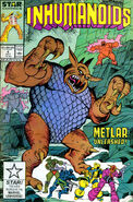Inhumanoids Vol 1 4