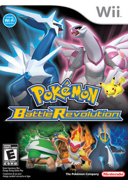 Pokemon Battle Revolution (NA)