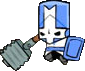 CastleCrashers BlueKnight