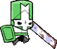 CastleCrashers GreenKnight