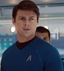 Leonard McCoy Karl Urban