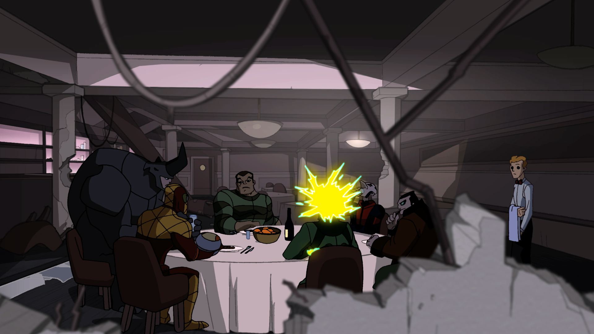 Sinister Six (The Spectacular Spider-Man) - Marvel ...