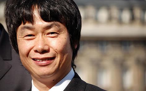 Shigeru Miyamoto The Nintendo Wiki Wii Nintendo Ds