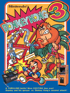 DonkeyKong3