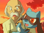 EP541 Anciano con Riolu