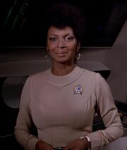 Nyota Uhura, 2270s