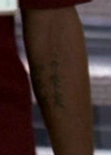 3x13 Kincaid tattoo