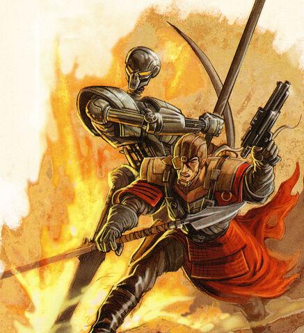 437px-Krath_warrior_and_droid.jpg