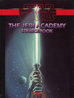 The Jedi Academy Sourcebook
