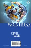 Wolverine Vol 3 45