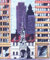 Doom Patrol Headquarters 001