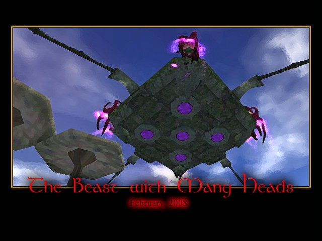 The Beast With Many Heads Splash Screen