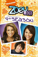 Zoey 101 DVD = S4