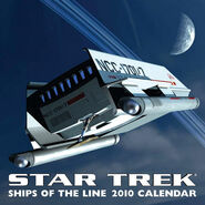 Ships of the Line 2010 cover