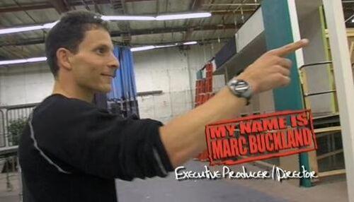 Marc Buckland Net Worth