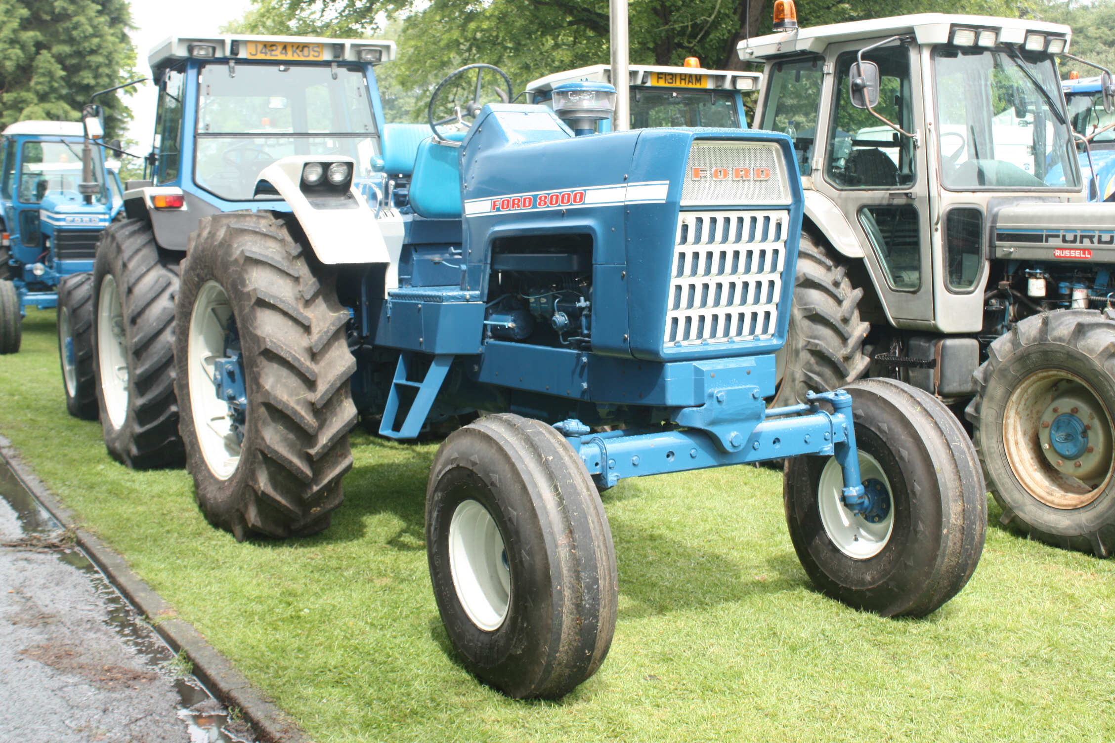 Ford 8000 Tractor Diagrams : Ford tractor diagram free engine image for