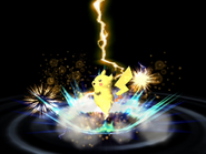 Pikachu Thunder air