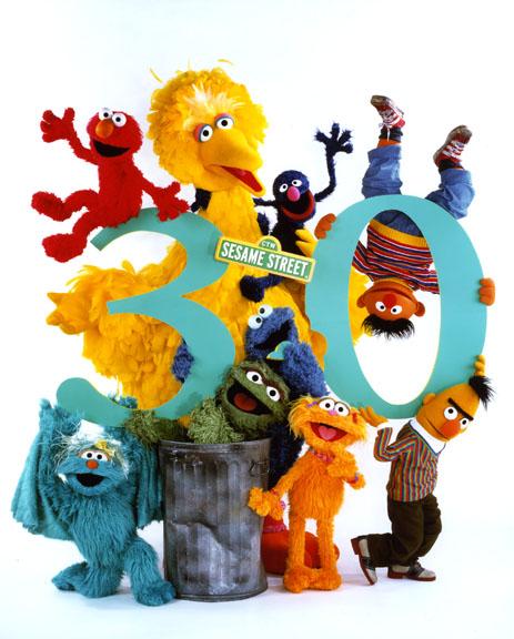 Sesame Street 30 Related Keywords & Suggestions - Sesame Street 30
