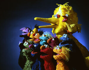 SesameStreetCharacters-InAwe
