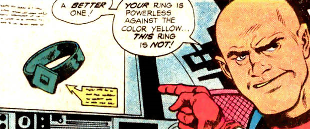 Oan Power Ring
