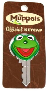 Kermit keycap