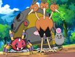 EP560 Ariados, Dodrio y Spoink