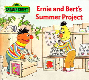 Ernie-bert-summer-project