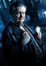Slughorn HBP UK promo