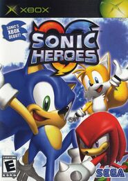 Sonic Heroes (XBOX)
